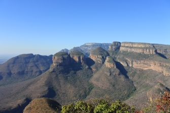 Blyde River Canyon, Three Rondavels, Panorama Route, Afrique du Sud