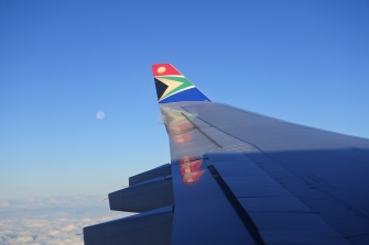 South African Airways, Afrique du Sud.
