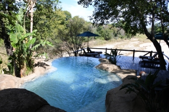 Kuname river lodge, Karongwe game reserve, Limpopo, South Africa