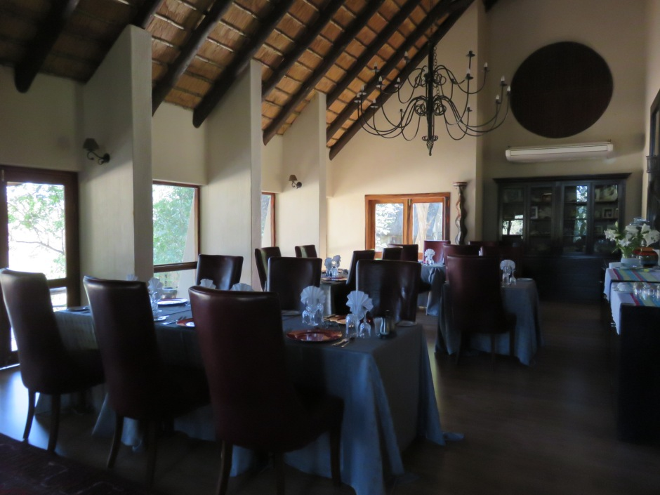 Kuname River Lodge, Karongwe Game Reserve, Afrique du Sud