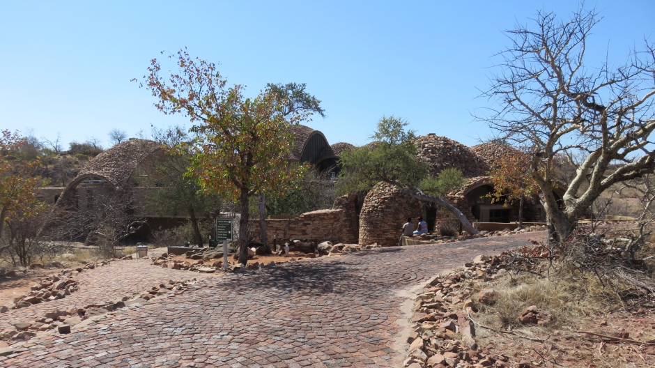Mapungubwe Interpretive Center, World Heritage, Limpopo, South Africa