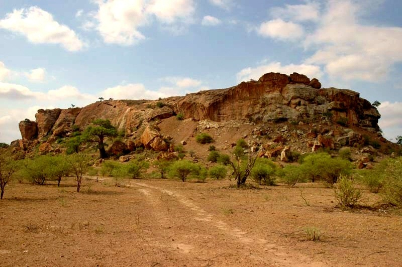 Mapungubwe Hill, Limpopo, South Africa, World Heritage Site