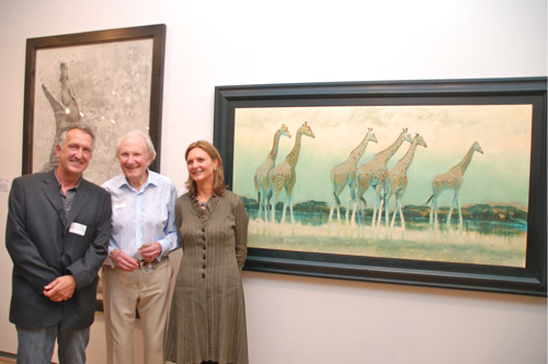 David Shepherd, Wildlife Artist of the Year, 2012