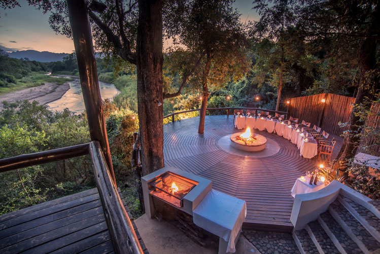 South Africa, lodge, private game reserve, Karongwe Game Reserve, Kuname River Lodge