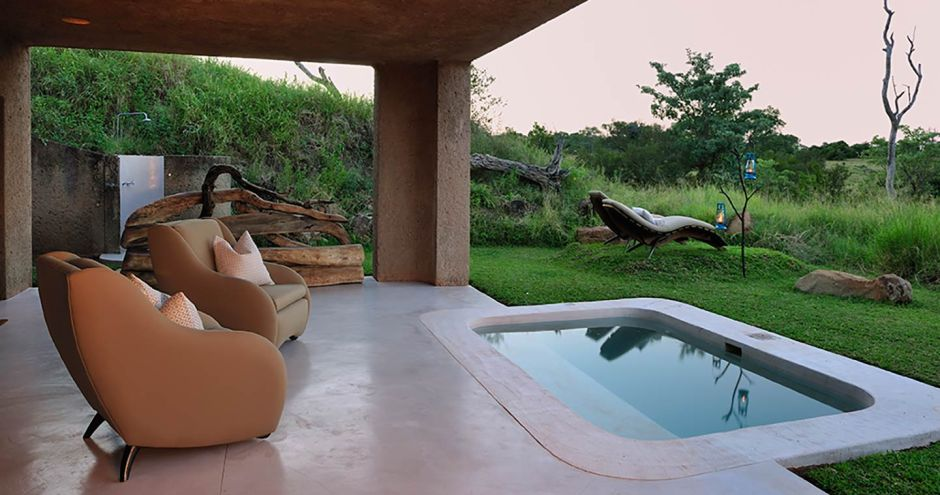Sabi Sands Private Game Reserve, Kruger Park, South Africa, luxury lodge