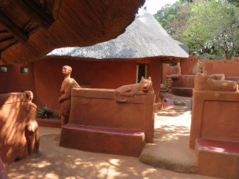 The Venda Village, Leshiba Wilderness,private reserve, Limpopo, South Africa