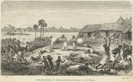 Massacre at Nyangwe, David Livingstone, RDC, Africa