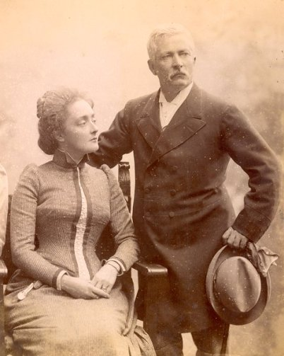 Dorothy and Henry Stanley