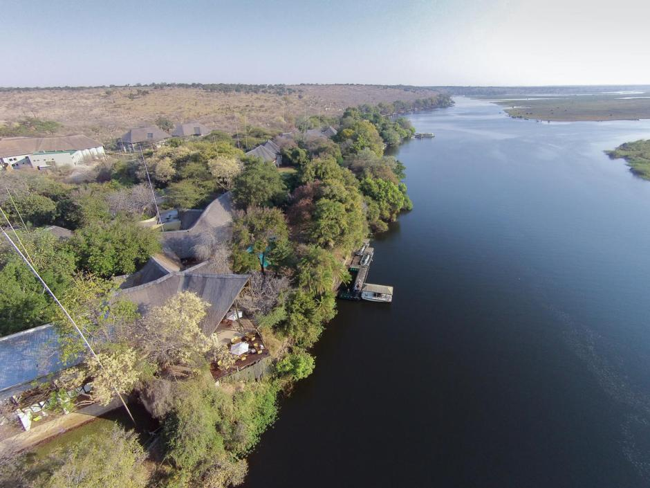 Chobe Safari Lodge, Chobe National Park, Botswana
