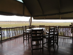 Camp Chobe, Namibia, Caprivi Strip, lodge, Chobe river