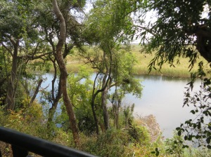 Namushasha River Lodge, Kwando River, Caprivi Strip, Namibia