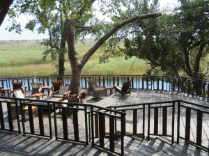 Namushasha River Lodge, Caprivi, Gondwana Collection, Namibia