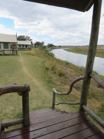 Camp Chobe, Namibia, Caprivi Strip, lodge