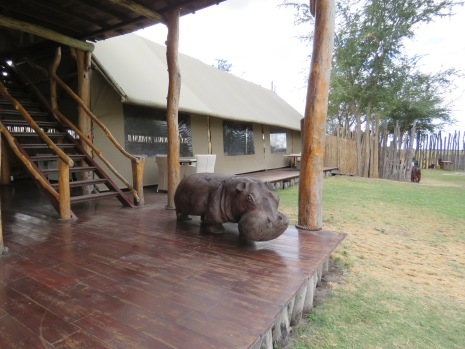 Camp Chobe, lodge, Namibia, Caprivi Strip