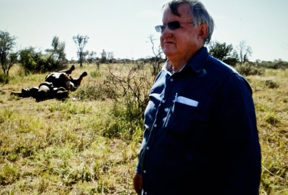 John Hume, poaching, rhino, horn farming, South Africa