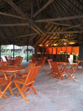 Pool Bar, Mokuti Etosha Lodge, Namibia