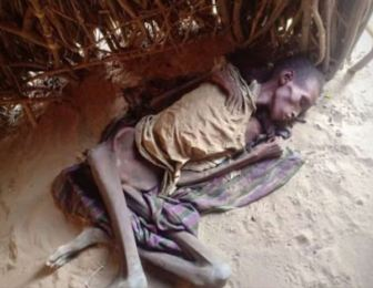 starvation, Kenya, North Kenya, Turkana, global warming, humanitarian crisis