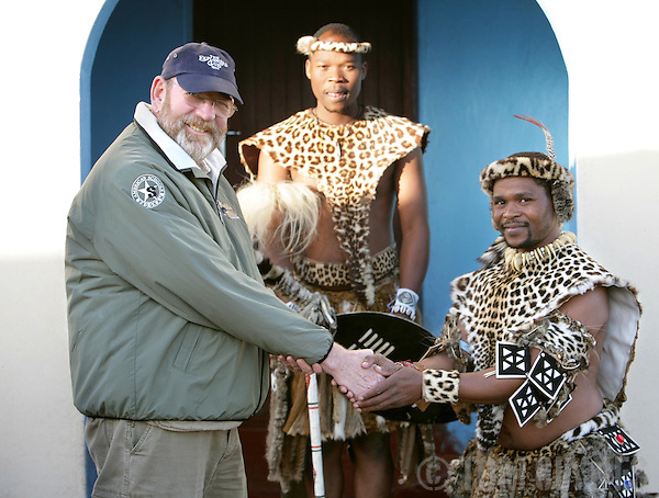 Lawrence Anthony, Thula Thula, Zulu tribes